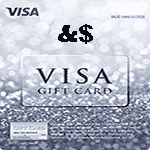 ویزا کارت با قیمت دلخواه شما موجود است