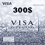 ویزا کارت 300 دلاری آمریکا | تحویل 24 ساعته