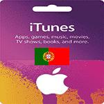 گیفت کارت 10 یورو اپل آیتونز پرتغال