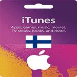 گیفت کارت 10 یورو اپل آیتونز فنلاند