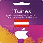 گیفت کارت 10 یورو اپل آیتونز اتریش