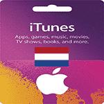 گیفت کارت 10 یورو اپل آیتونز هلند