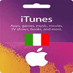 گیفت کارت 10 یورو اپل آیتونز ایتالیا
