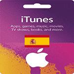 گیفت کارت 10 یورو اپل آیتونز اسپانیا