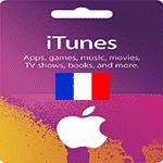 گیفت کارت 10 یورو اپل آیتونز فرانسه