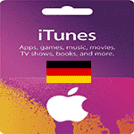 گیفت کارت 5 یورو اپل آیتونز آلمان