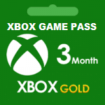 اشتراک سه ماهه التیمیت Xbox Game Pass + Gold