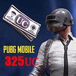 325UC پابجی موبایل