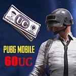 60UC پابجی موبایل