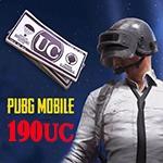 190UC پابجی موبایل