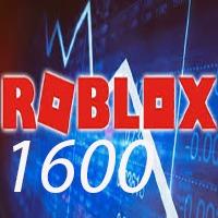 1600 روباکس بازی روبلاکس