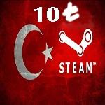 گیفت کارت استیم ترکیه